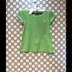 Ralph Lauren - Bundle of 3 toddler girl shirts